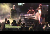 Presentacion de Kashmir & DJ Avana en Rap BMX 2011 parte 2