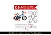 ❄️ RoyalBaby Kids Bike Boys Girls Freestyle BMX Bicycle with Training Wheels Gifts for Children Bik
