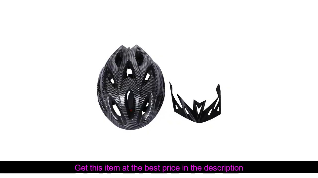 SEWS-Carbon Bicycle Helmet Bike MTB Cycling Adult Adjustable Unisex Safety Helmet