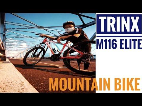 TRINX M116 ELITE | MOUNTAIN BIKE REVIEW