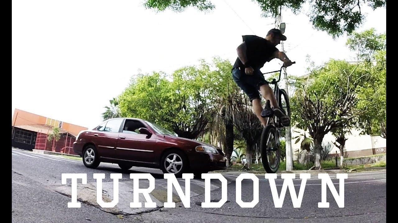 TUTORIAL BMX  | TURNDOWN for What!