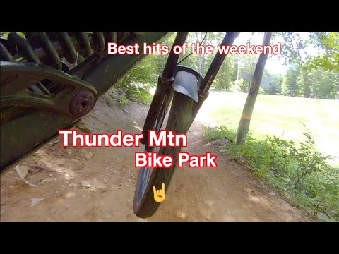 Thunder Fun - Playing at Thunder Mountain Bike Park