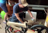 Unboxing And Assembly Of Argos Airwalk 20 Inch BMX Bike Fahrenheit 600