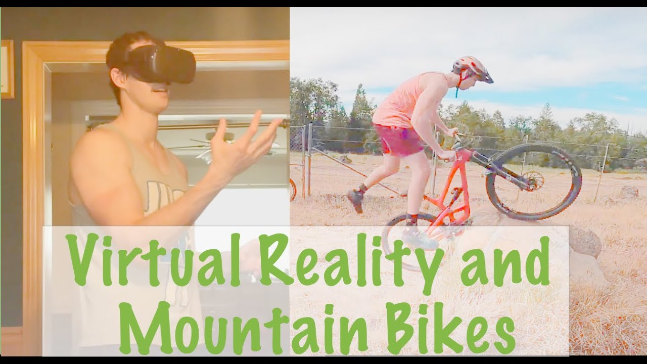 Unboxing Oculus Quest and Mountain Bike BOULDER TRIALS (Vlog 7)