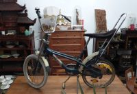 "Vivi Cicli Auction Rock  20"" Muscle Bike, Wheelie Bike, Bonanza Rad BMX Tommy löst auf"