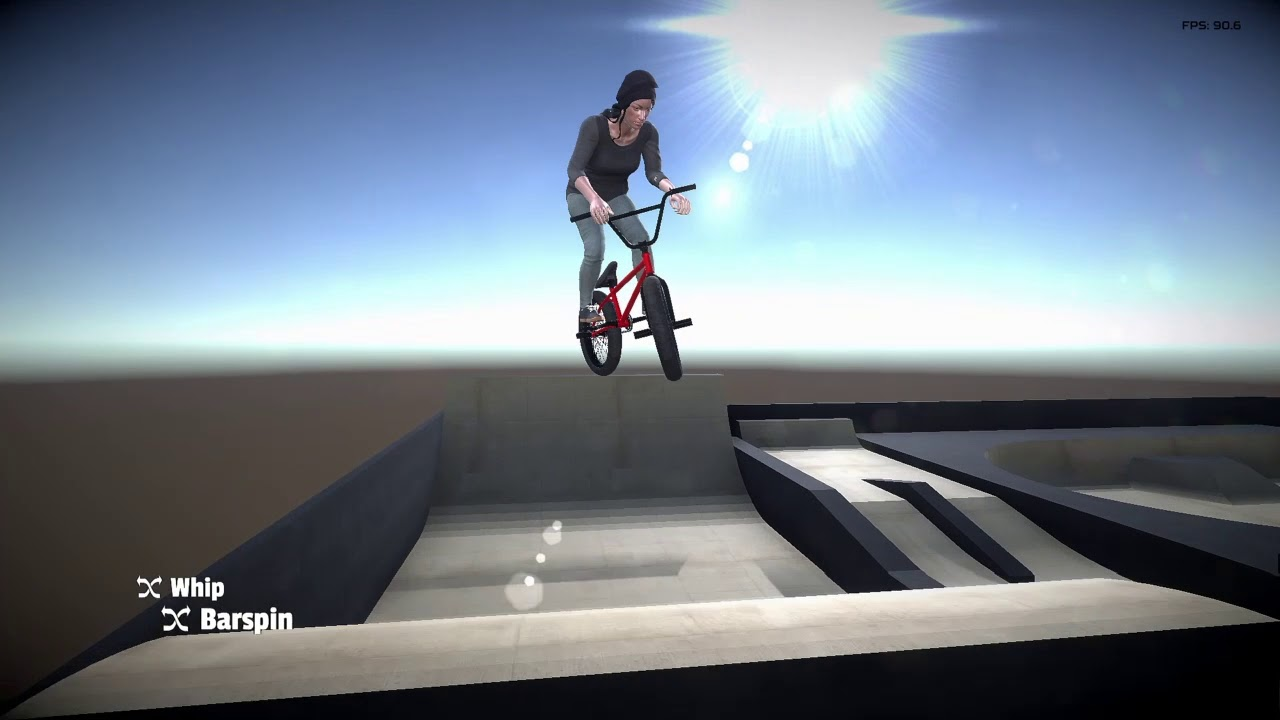 pipe Bmx First Time Playing Clips