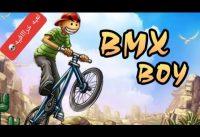 الجزء الاول /الحلقه ١❤لعبه سائق الدراجه  BMX Boy