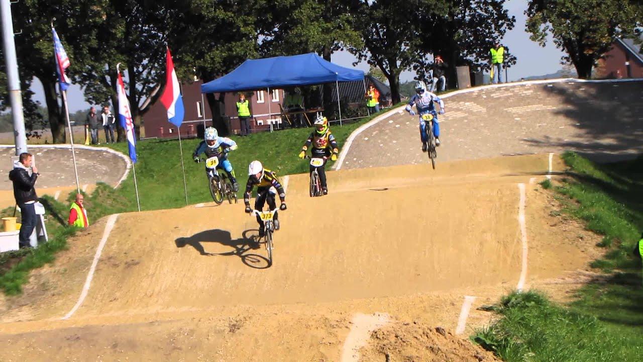 2013 10 12 BMX ZUID KAMPIOENSCHAP 3e manche Boy