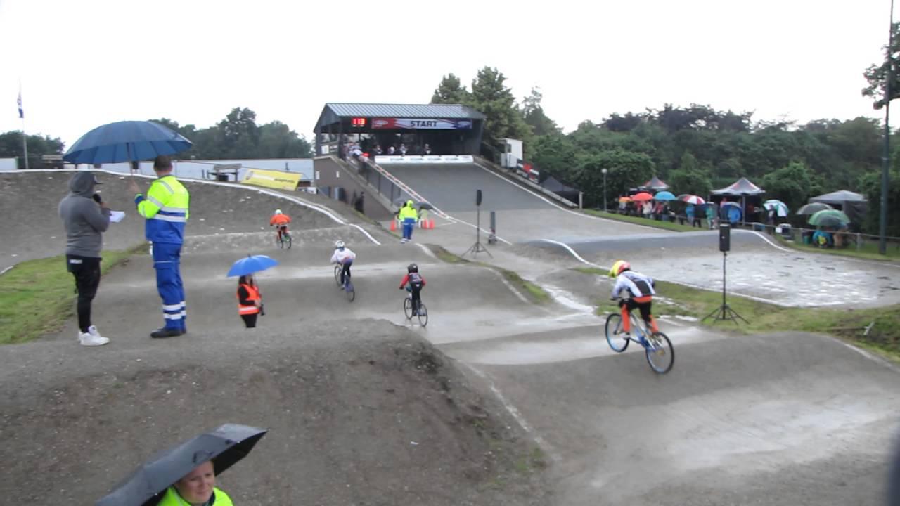 2016 06 05 AK 6 Volkel  race 13 A finale Boys 7  BMX Zuid Kampioenschap