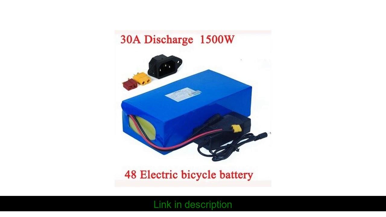 48V 32ah 1500W electric bike battery 48V 21ah 24ah 21ah 18ah 15ah 18650 lithium batteries for 48v75