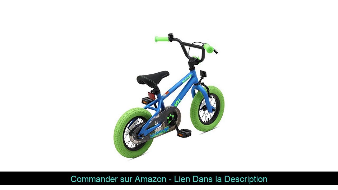 ✨ BIKESTAR Vélo Enfant pour Garcons et Filles de 3-4 Ans | Bicyclette Enfant 12 Pouces BMX avec Fre