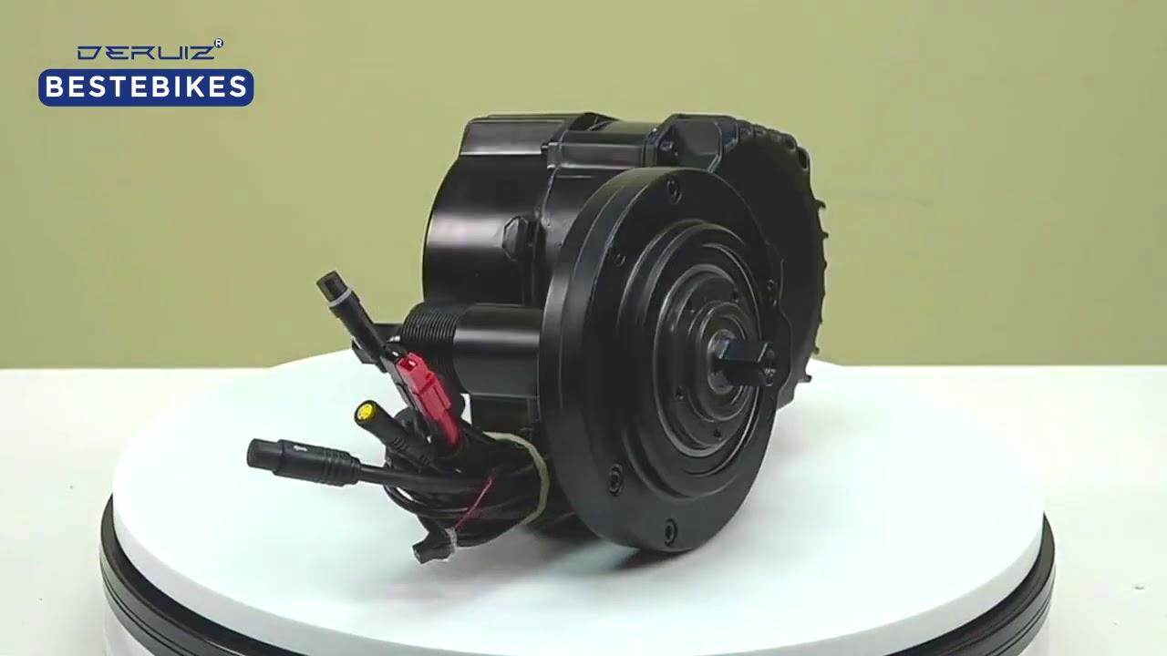 Bafang motor BBS02B BBS02 500w 36V Bafang electric bike motor bafang mid drive motor electric bike c