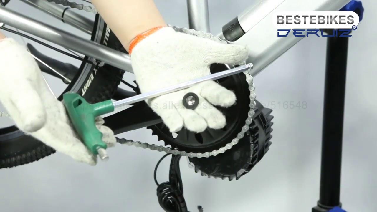 Bafang motor bafang BBSHD 1000w 48V bbs03 mid drive bafang motor electric bike motor conversion kit