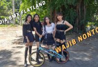 Basic Tricks Olahraga Sepeda BMX Flatland