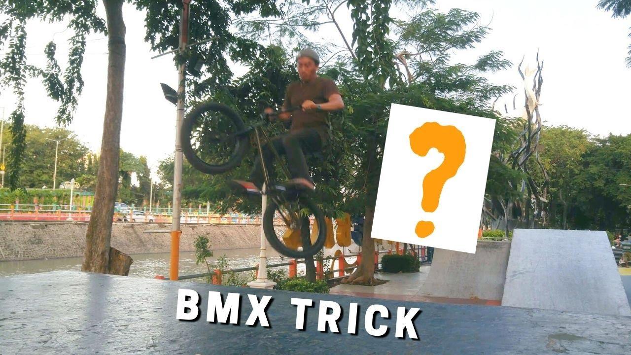 Bmx tricks shot with LG G4