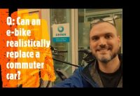 Can an ebike replace a commuter car?