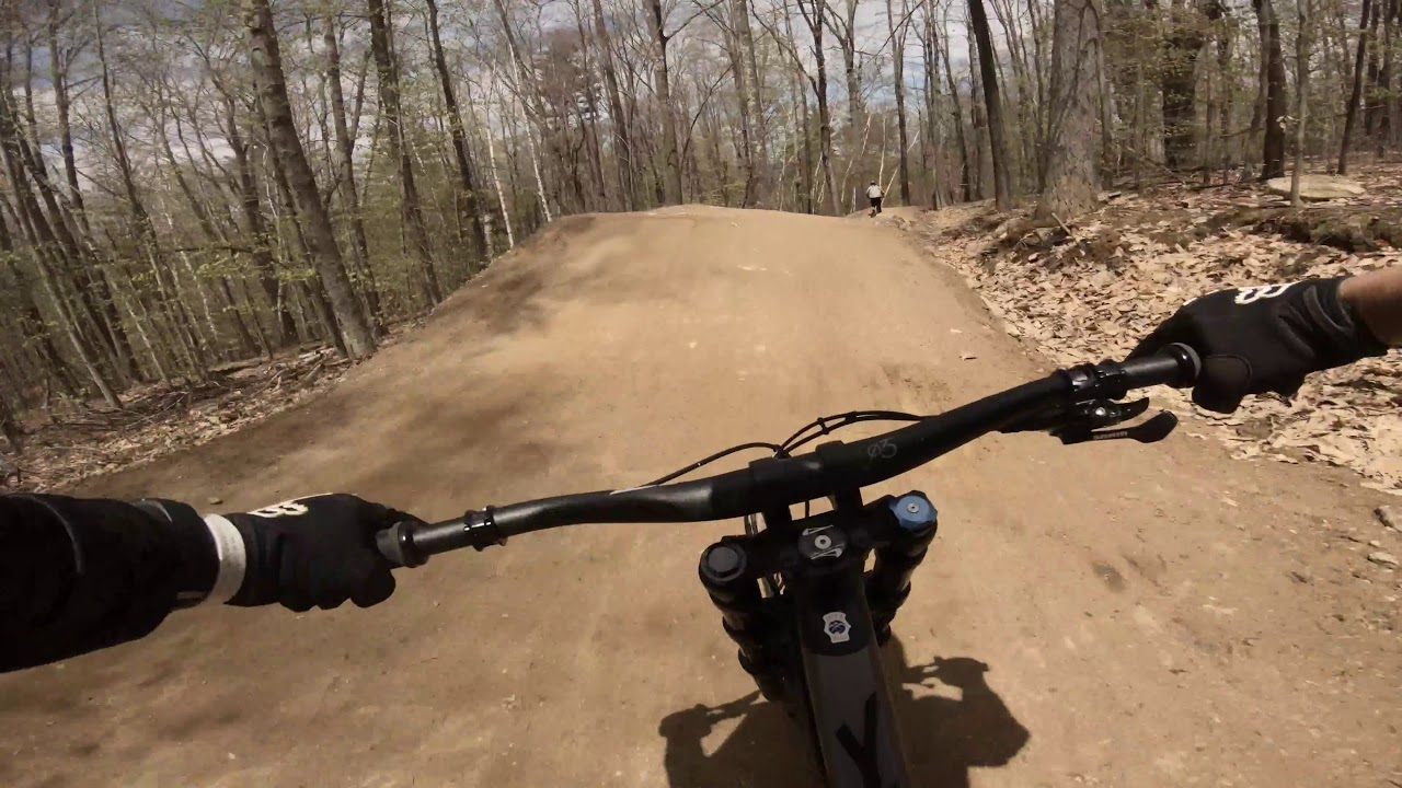 Cats Paw Highland Bike Park May 2019