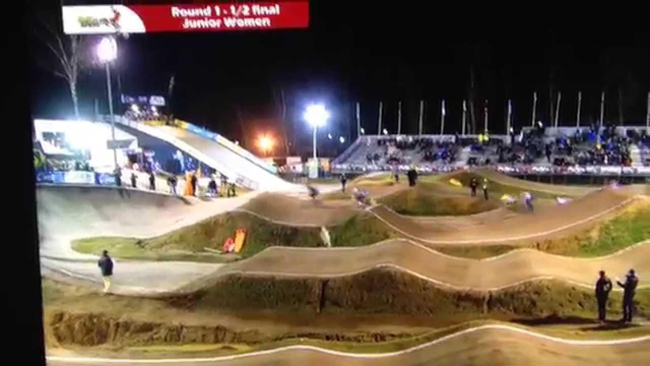 Copa Europea BMX en Zolder, Belgica 2015