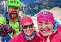EXTREM KRASSE BIKE TOUR DOLOMITEN- ÜBERSCHREITUNG MONTE CRISTALLO mit dem Mountainbike / Urlaub 2020