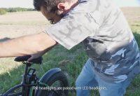 Electric bike 500W4 0 fat tire electric bike beach cruiser bike Booster bicycle folding 48v 15AH lit