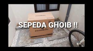 Element Folding Bike Troy Vol.2 Bike To Work Edition, SEPEDA GHOIB !!