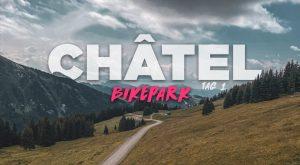 Erstmal schauen!   Bikepark Châtel Tag 1   People, Fluid, Panoramic, Bike Patrol   Jonas Heidl