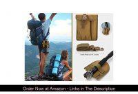 ✨ FiveJoy Military Folding Shovel Multitool (C1) - Portable Foldable Survival Tool - Entrenching Ba