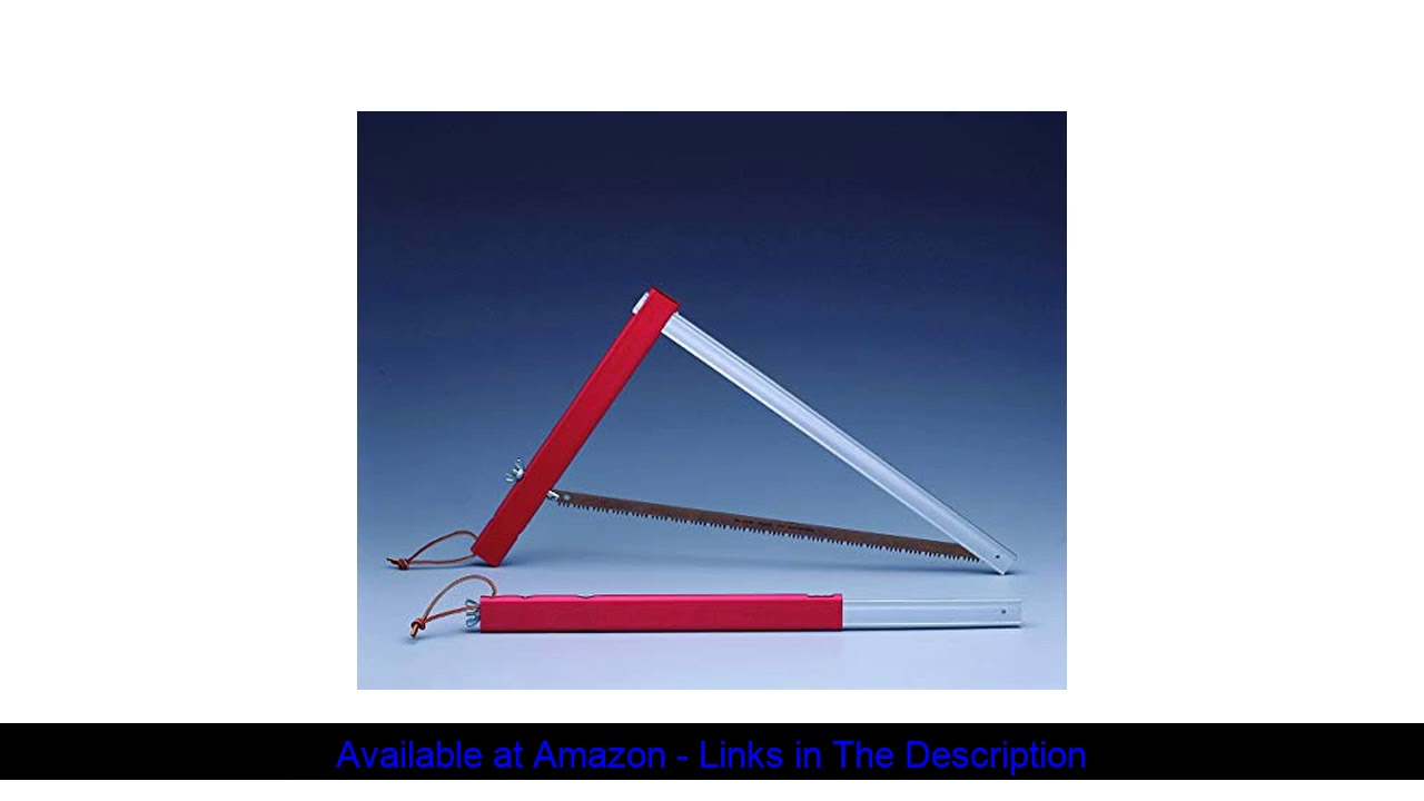 ☄️ Folding Saw 21 inch Blade