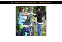 ▶️ GCI Outdoor Slim-Fold Camp Kitchen Portable Folding Cook Station