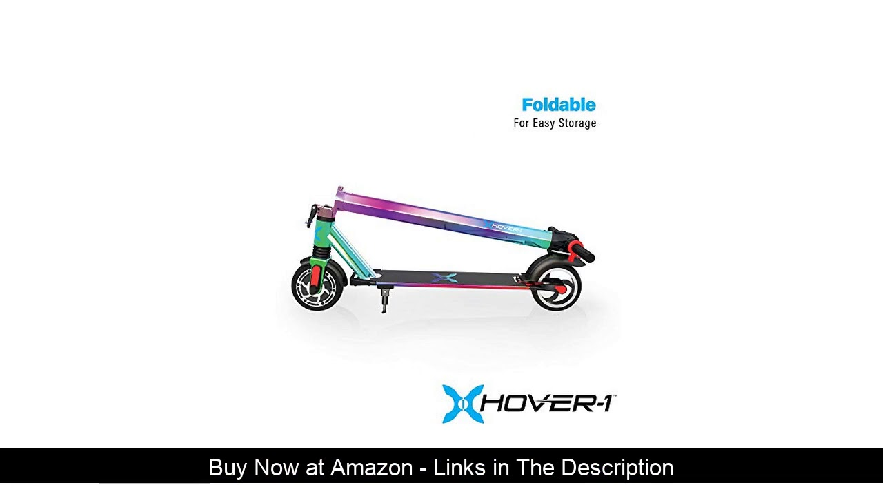 ☄️ Hover-1 Aviator Electric Folding Scooter