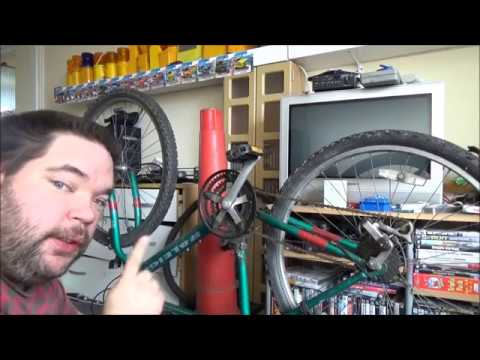 How To:  Replacing Bottom Bracket Bearings On A Mountain Bike!