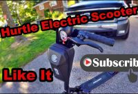 Hurtle Electric Scooter