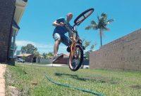Ki Tud BMX Biciklivel Egykerekezni ?
