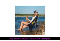 ❎ MOON LENCE Backpacking Chair Outdoor Camping Chair Compact Portable Folding Chairs with Side Pock