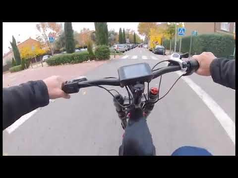 Pasion e Bike 72V 3000W Electric Bike Conversion Kit Motorcycle kit 3000W e Bike Motor Sets for Endu