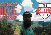 Pisgah Mountain Biking on a Cyclocross bike???