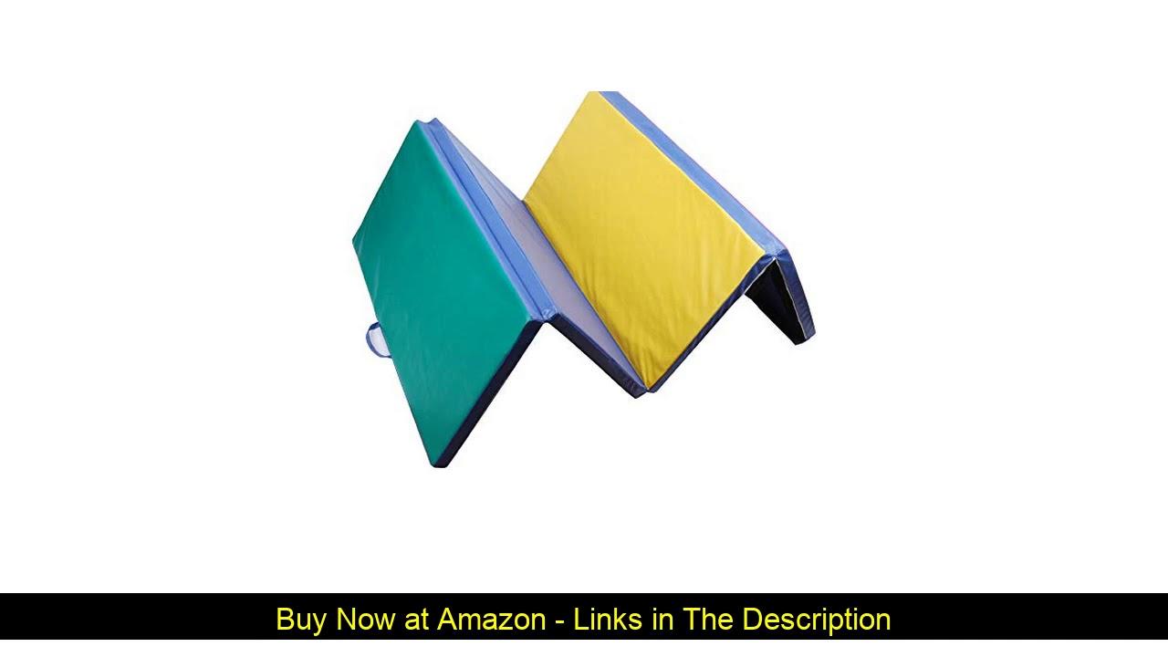 ✨ Polar Aurora 4'x8'x2 Multipe Colors Thick Folding Gymnastics Gym Exercise Aerobics Mats Stretchin