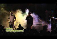 Presentación de Kashmir & DJ Avana en Rap BMX 2011 parte 1