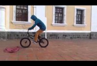 RED BMX | Alex Heredia | 180 Freecoaster.