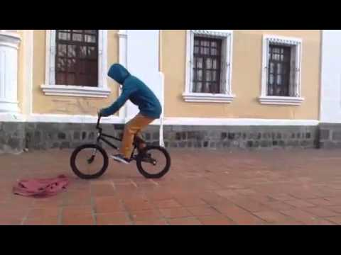 RED BMX | Alex Heredia | 180 Freecoaster.