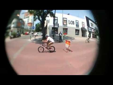 RED BMX | bunny hop | juan francisco |STREET BMX