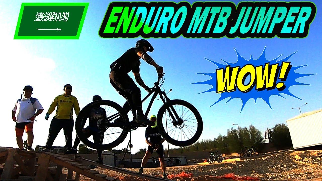 RIYADH ENDURO MTB JUMPER