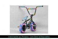 ☄️ ROCKER 3+ Freecoaster Crazy Main Splatter Mini BMX Bike