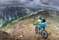 ROTE WAND (2818m) - Endloser Mountainbike Trail Villgratner Berge / Bike Urlaub 2020 / Antholz MTB