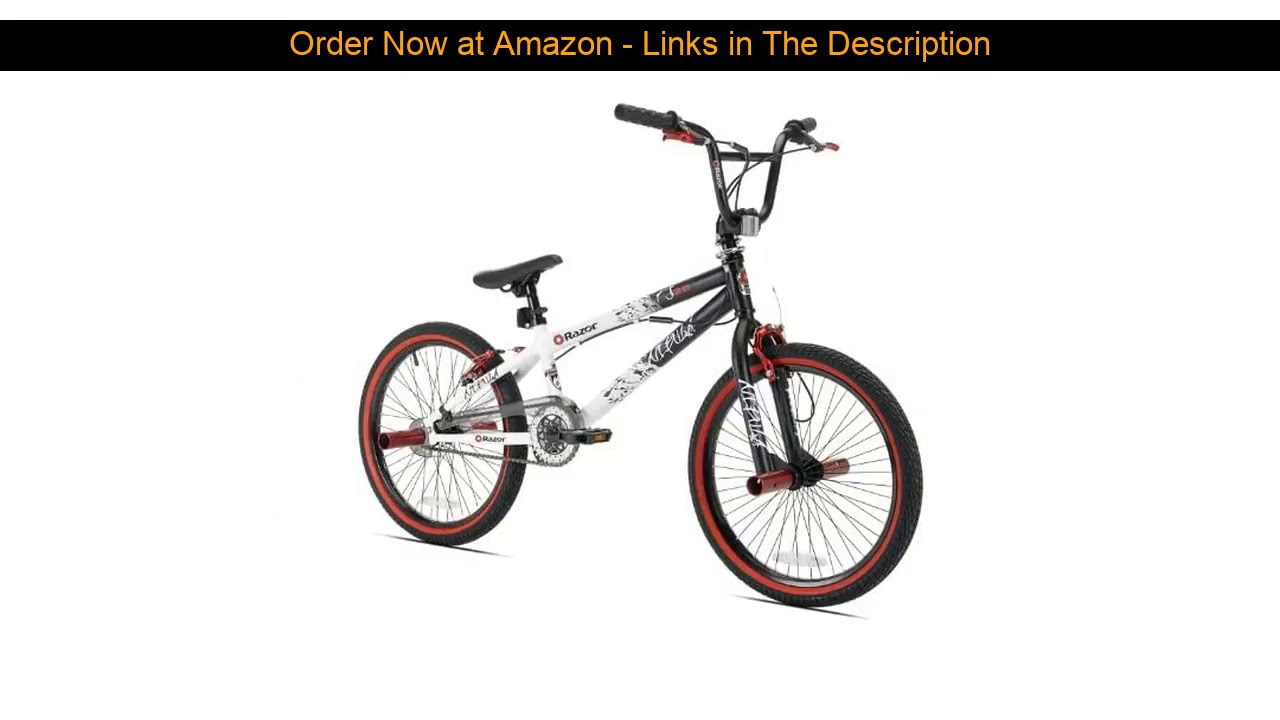 ✨ Razor Nebula BMX/Freestyle Bike, 20-Inch