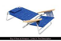 ⚡️ Rio Beach Big Kahuna Extra Large Folding Beach Chair, Blue