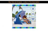 "❎ Rio Brands Beach 17"" Extended Height 4 Position Folding Beach Chair - Teal (ASC617-72-1)"
