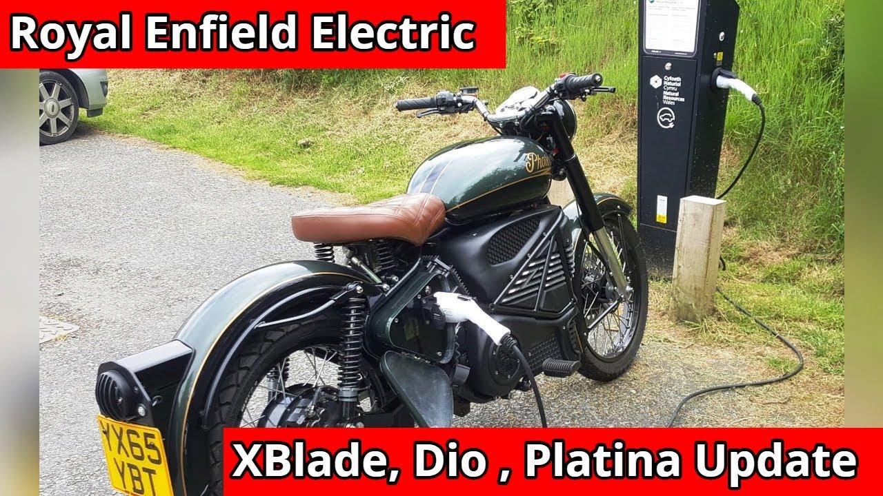 Royal Enfield Electric Bike | Xblade | Dio | Bajaj Platina 100 CC | Automobile Consultant Tamil