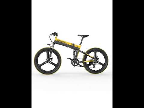 Sell Electric bicycle aluminum frame lithium battery electric folding mountain bike power