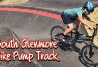 South Glenmore Bike Pump Track | New Calgary Bike Track